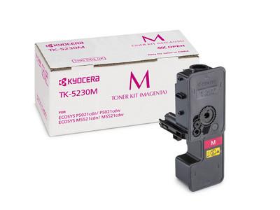 Kyocera TK-5230M Originaltoner magenta