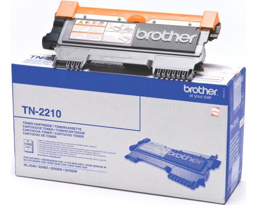 Brother TN-2210 Original-Toner (1.200 Seiten)