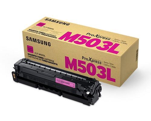 Samsung Original-Toner CLT-M503L (5.000 Seiten) magenta