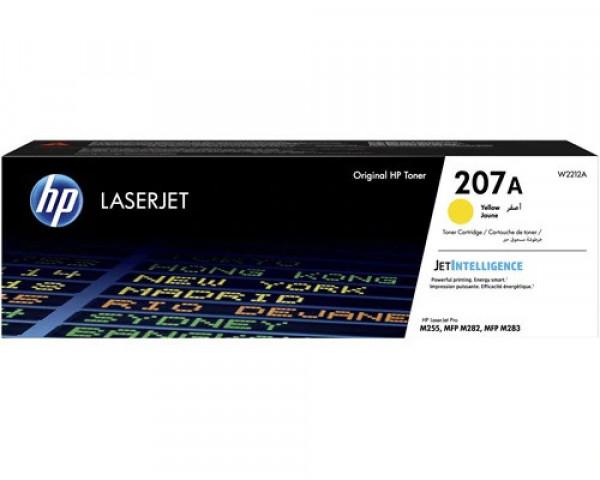 HP 207A/ W2212A Originaltoner gelb