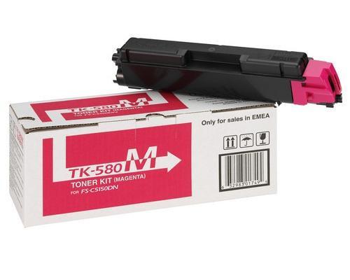 Kyocera-Originaltoner TK-580M (2.800 Seiten) magenta