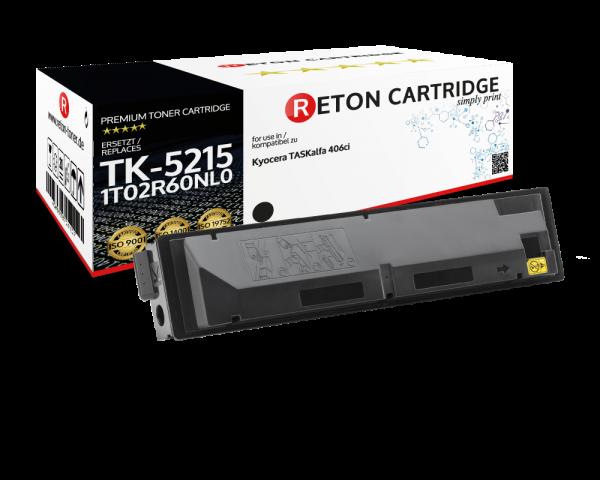 Original Reton Toner für Kyocera TK-5215K