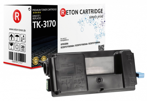 Original Reton Toner für Kyocera TK-3170