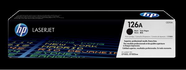 Orignal HP Toner CE310A