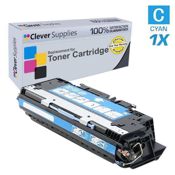 Schneider Printware Toner ersetzt HP 309A cyan (Q2671A)