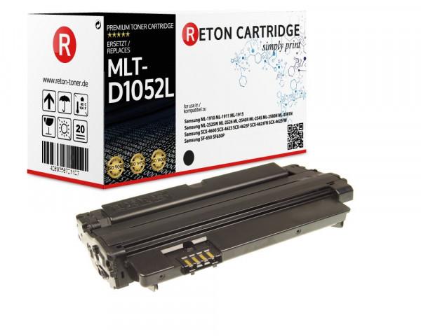 Original Reton Toner ersetzt Samsung MLT-D1052L (2.500 Seiten)