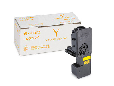 Kyocera TK-5240Y Originaltoner gelb