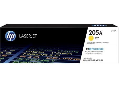 HP 205A/ CF532A Toner gelb